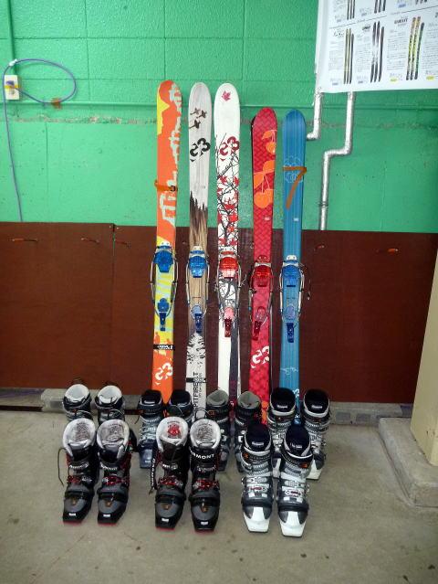 ski-telemark